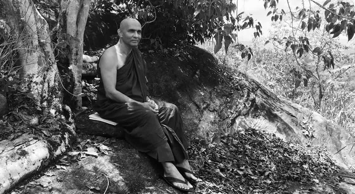 The Most Venerable Mahanuwara Wajirabuddhi Thero