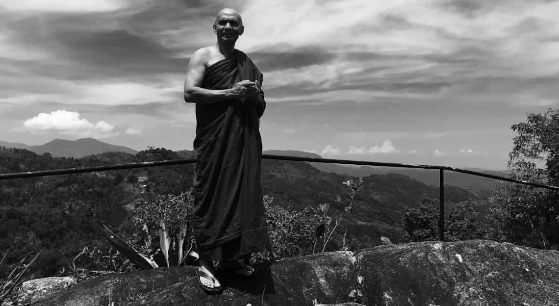 The Most Venerable Maha Arahant Mahanuwara Wajirabuddhi Thero